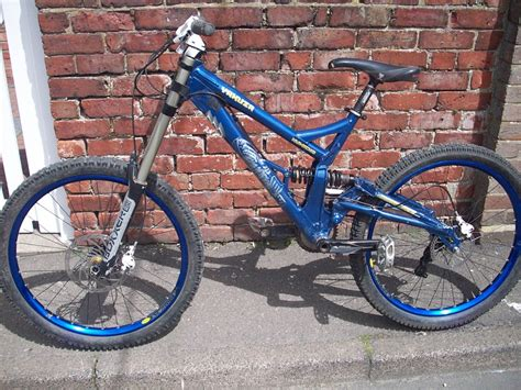 custom ironhorse yakuza dh bike  sale