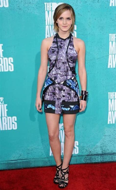 Dear Fashion Diaries Emma Watson Mtv Movie Awards