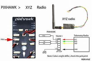 Pixhawk Telemetry Connect