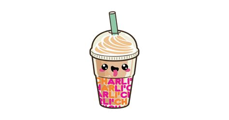 Charlie damelio is admittedly obsessed with dunkin donuts iced coffee. Charli D'Amelio iced coffee 3 - Charli Damelio - Posters ...