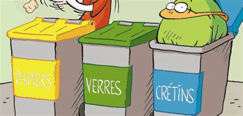 poubelle bureau fille le monde selon moé récupérons le recyclage