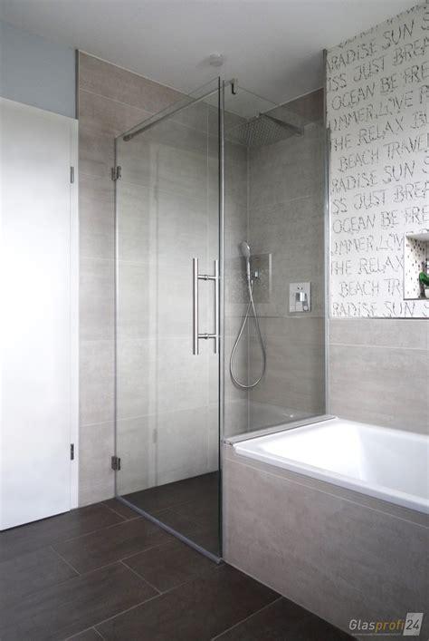 Badewannen Mit Dusche by Dusche An Badewanne Glasprofi24