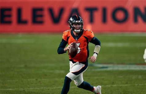 Report: All Broncos QBs ruled out amid COVID-19 concerns ...
