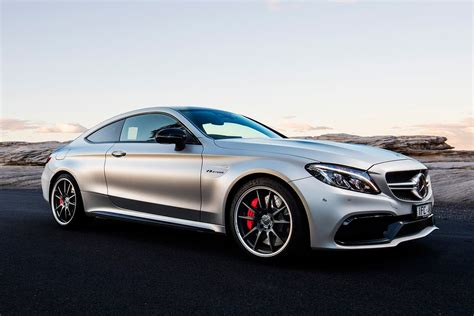2016 Mercedes-amg C63 S Coupe Quick Review