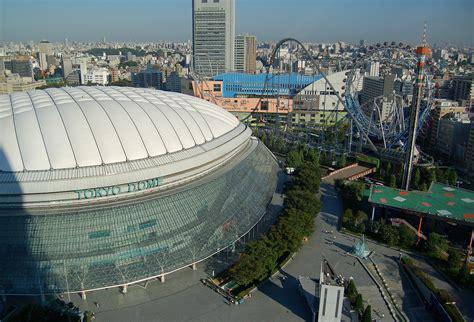 A Burning Designer: Tokyo Dome City