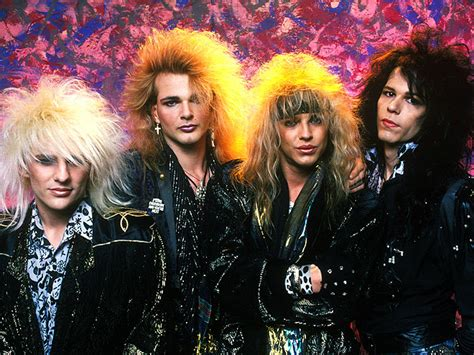 Rock Band Poison Bret Michaels