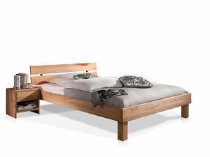 Schlafzimmer Komplett Sofort Lieferbar : caria doppelbett massivholzbett 100 x 200 kernbuche ~ Bigdaddyawards.com Haus und Dekorationen