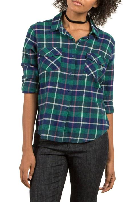 10 Best Womens Flannel Shirts For 2018 Cute Flannel And