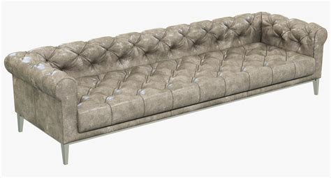 Divano Chesterfield 3ds Max : 3ds Max Restoration Hardware Italia Chesterfield
