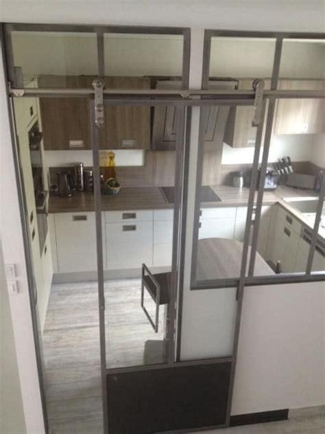 Verriere Interieur Cuisine - verrière entre couloir et cuisine verrières d 39 intérieur