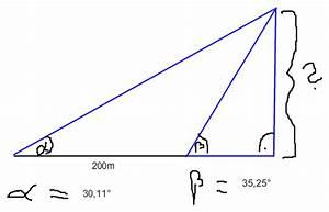 Sinus Cosinus Berechnen : sinus cosinus und tangens wie berechnet man die h he ~ Themetempest.com Abrechnung