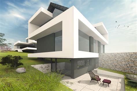 Moderne Architektur Satteldach by Moderne Architektenvillen Starnberger See