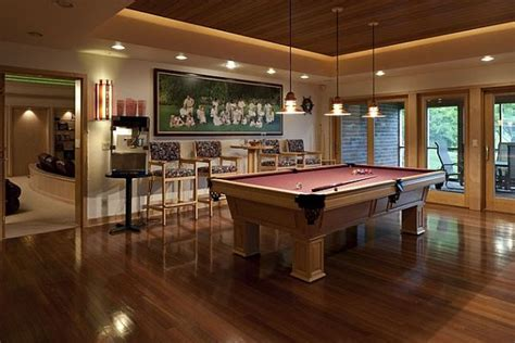 pool table room decor inspiring game rooms decorating ideas