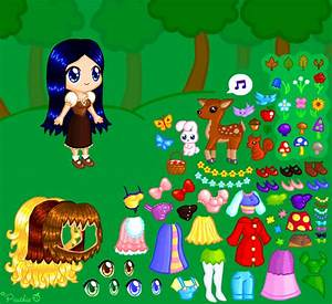 I Dress Up : little forest dress up game by princess peachie on deviantart ~ Orissabook.com Haus und Dekorationen