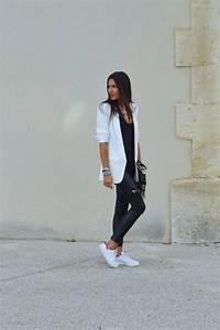 Pagné De Basket : 17 meilleures id es propos de tenue avec pantalon en cuir sur pinterest leggings en cuir ~ Teatrodelosmanantiales.com Idées de Décoration
