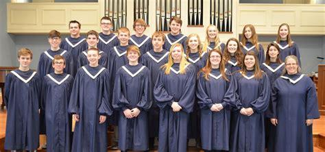 First Congregational Church High School Choirs Tour In