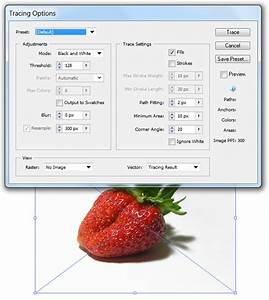 How to Use the New Image Trace in Adobe Illustrator CS6 ...