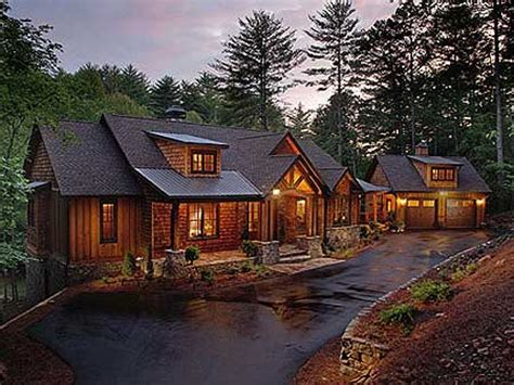 bi level floor plans with attached garage rustic luxury mountain house plans rustic mountain home