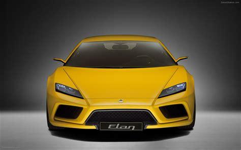 Lotus Elan Concept 2018 Widescreen Exotic Car Pictures 12