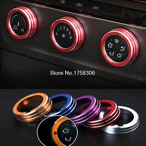Angelguoguo Air Conditioner Manual Knob For 2014 2015