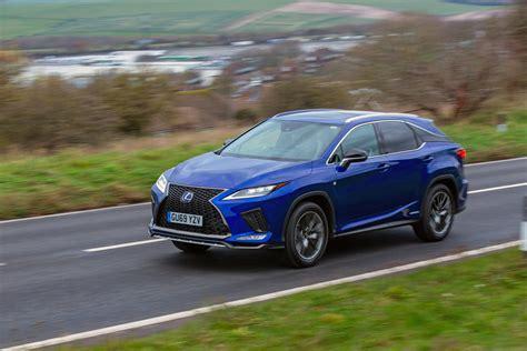 Lexus RX 450h review   DrivingElectric