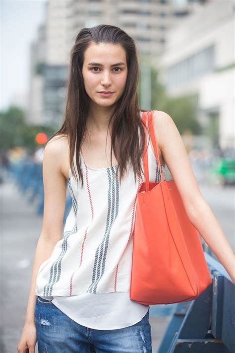 The Beautiful Models Of Fashion Week Explore New York (77 ...