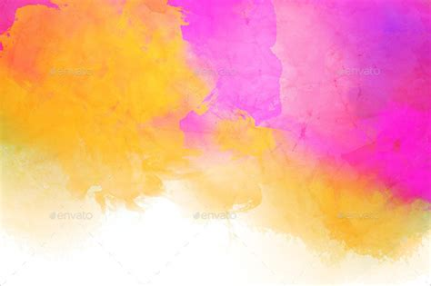 watercolor backgrounds  psd eps ai