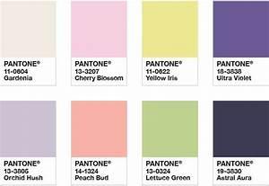 Code Couleur Pantone : palette de couleurs pantone ultraivolet color pantone 2018 ultra violet colour palette ~ Dallasstarsshop.com Idées de Décoration