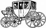 Clipart Stagecoach Coach Stage Carriage Drawing Horse Drawn Horses Clip Etc Cliparts Passenger Clipground Usf Edu Getdrawings Library Tiff sketch template