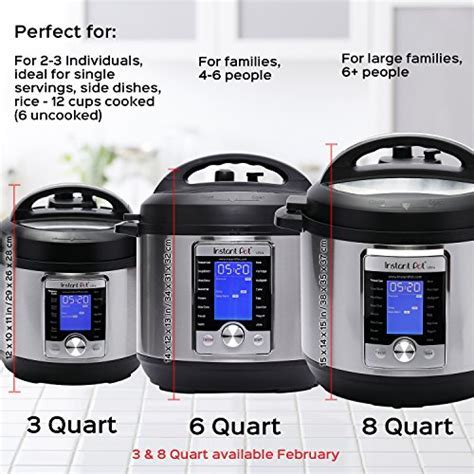 Instant Pot Ultra 6 Qt 10 in 1 Multi  Use Programmable