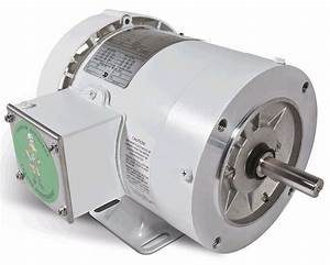 Leeson Electric Motor 132201 00 C184t17wk15a 5 Hp 1750 Rpm