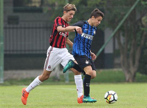 Under 15 A e B, Inter-Milan 1-0 | News