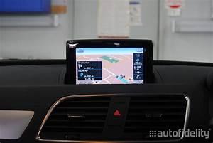 Mmi 3g Plus Factory Navigation System For Audi Q3 8u