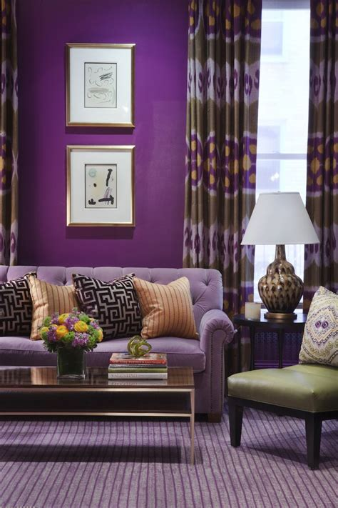 Grey And Purple Living Room Paint by 25 Best Ideas About Purple Living Rooms On