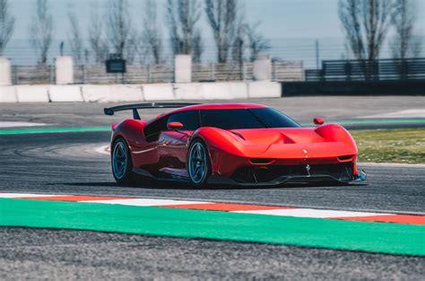 Ferrari since 1947, italian excellence that makes the world dream. Ferrari P80/C revealed as one-off track car   Autocar