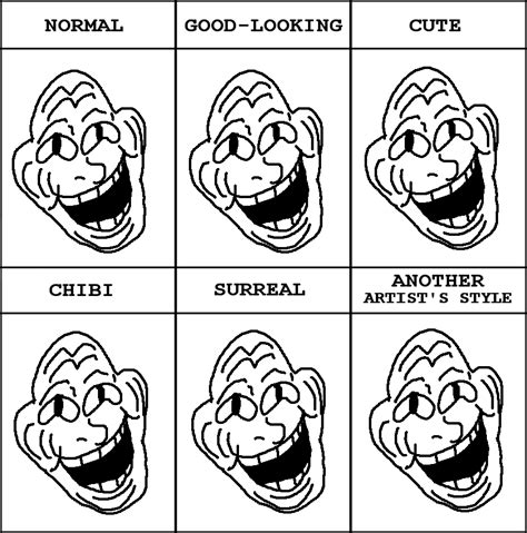 Know Your Meme Troll Face - image 452675 trollface coolface problem know your meme