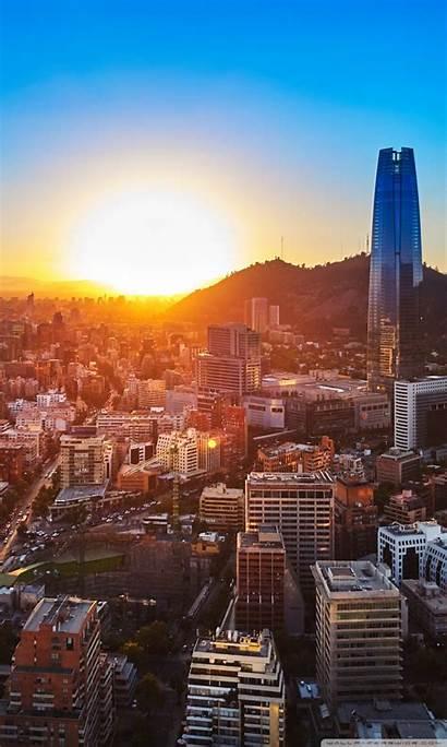 Santiago Chile Condes Las Tablet