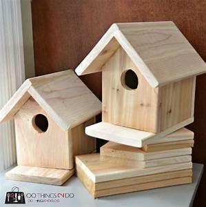 Plan Nichoir Oiseaux : attirer les oiseaux comment les attirer 10 trucs et astuces ~ Melissatoandfro.com Idées de Décoration