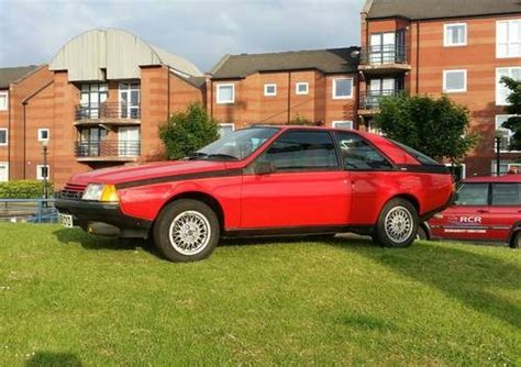 Renault Fuego Turbo For Sale by For Sale 1985 Renault Fuego Turbo Classic