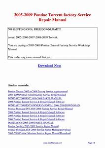 Pontiac G5 Repair Manual Pdf Heavenlybells Org
