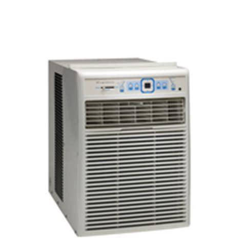 lowes frigidaire  btu window room air conditioner air appliances