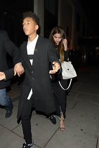 [PICS] Jaden Smith & Selena Gomez's Dinner Date ...