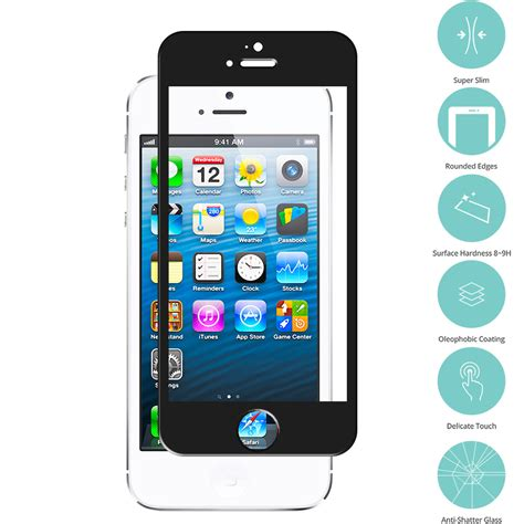 tempered glass screen protector iphone 5 for apple iphone 5 5s 5c tempered glass screen protector Tempe