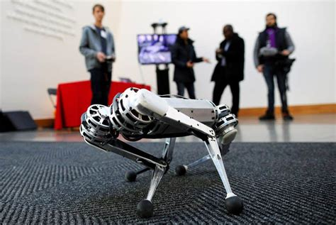 State of Robotics in the Information Technology-Driven ...