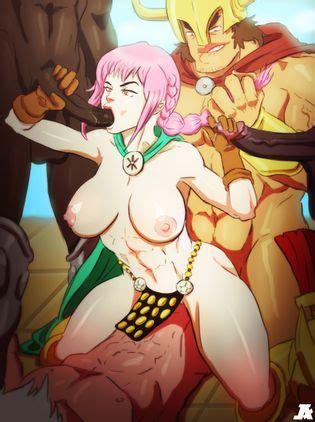 Piece rebecca hentai one One Piece