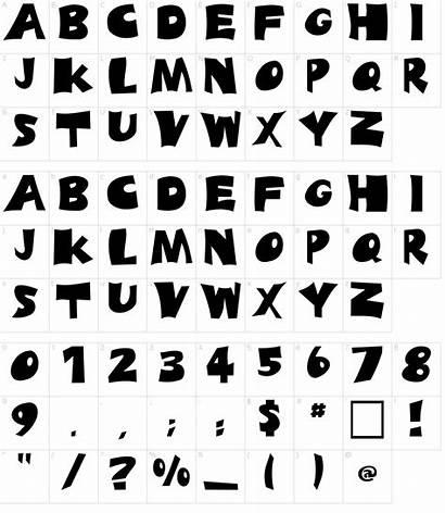 Font Blades Fonts