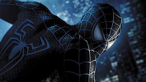 Black Spiderman Iphone Wallpapers Hd