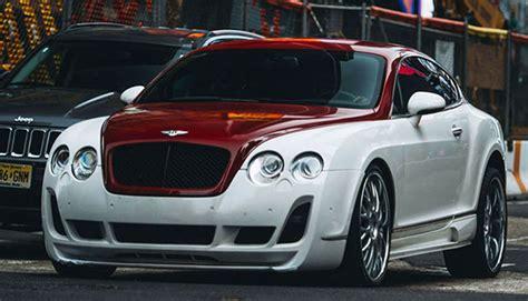 Modifikasi Bentley Continental by Ini Dia Kumpulan Mobil Modifikasi Keren Di Furious 8