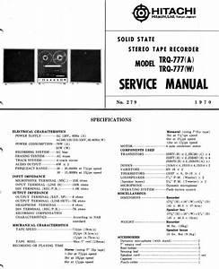 Hitachi Manual  U2013 Best Repair Manual Download