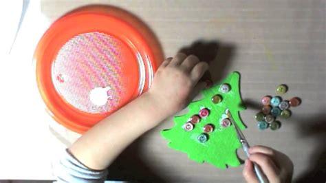 Bricolage Di Natale Per Bambini by Lavoretti Di Natale Per Bambini Alberello In Pannolenci